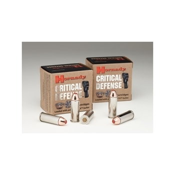 Picture of HORNADY 38 SPL-110GR FTX CRIT/DEF