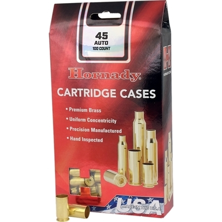 Picture of HORNADY CASES 357 SIG (100)