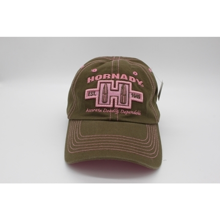 Picture of HORNADY CAP BROWN/PINK