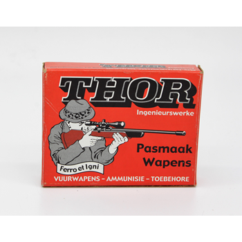"""Picture of THOR 5/8  RINGS 1"""" Low/med/High"""