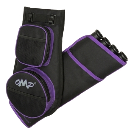 Picture of OMP QUIVER SWITCH BLACK/PURPLE