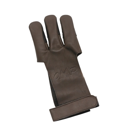 Picture of OMP GLOVE BROWN SMALL