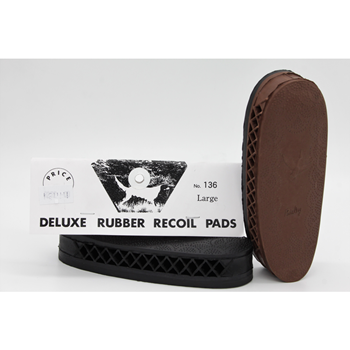 Picture of BISLEY RECOIL PADS - BLK/BRN MED.