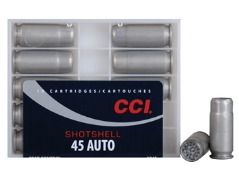 Picture of CCI .45ACP SHOTSHELL