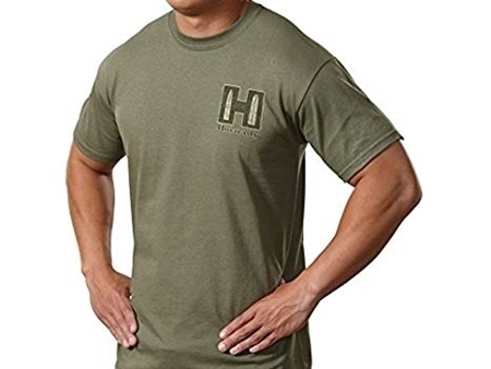 Picture of HORNADY T-SHIRT SAGE & TAN MED/LG/XL/XXL