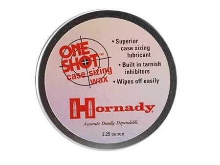 Picture of HORNADY ONE SHOT CASE SIZE WAX