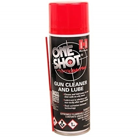 Picture of HORNADY ONE SHOT GUN CLEANER 5 OZ
