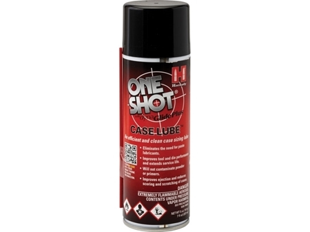 Picture of HORNADY ONE SHOT SPRAY CASE LUBE 10oz