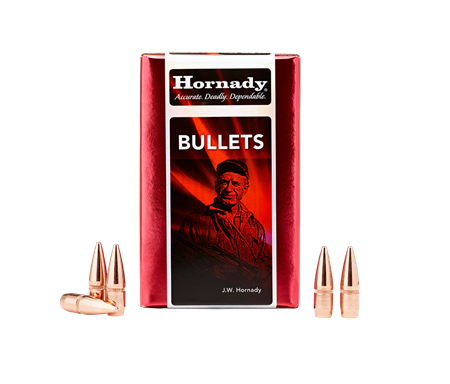 Picture of HORNADY 30-208gr A-MAX (100)