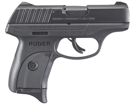 Picture of RUGER 9MMP  EC9S  (3283)