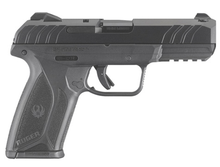 Picture of RUGER 9MMP SECURITY-9  w/LASER (3816)