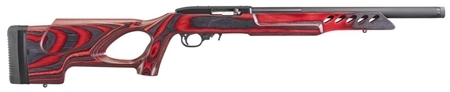 Picture of RUGER 10/22 TARGET LITE T/HOLE RED (21185)