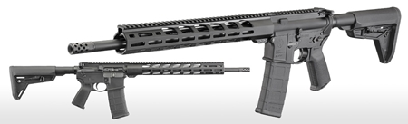 Picture of RUGER AR556 MPR (8514)