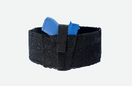 """Picture of HIDDEN HEAT BODY BAND 4"""" Med.28-36"""""""