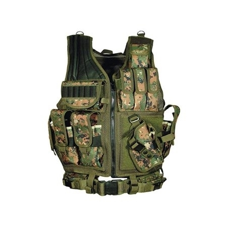 Picture of UTG TACTICAL VEST MOD.547 DIG.CAMO