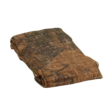 "Picture of ALLEN CAMO BURLAP NET 12ft X 54"" M/Oak B-Up"