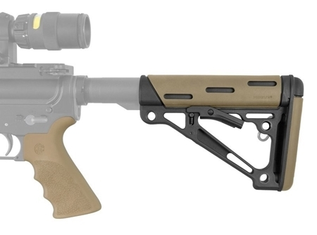 Picture of HOGUE AR GRIP & COLLAPSIBLE STOCK FDE