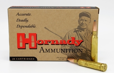 Picture of HORNADY 6.5 CREEDMOOR- 120GR GMX FB
