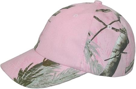 Picture of OUTDOOR CAP PINK CAMO LADIES