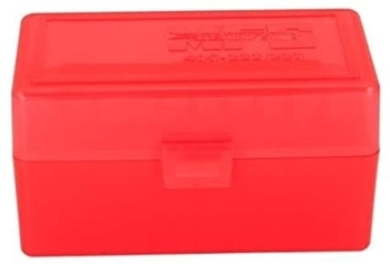 Picture of BERRYS AMMO BOX 223-50RD RED