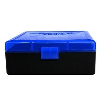 Picture of BERRYS AMMO BOX 38/357-50RD BLUE