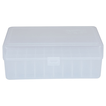 Picture of BERRYS AMMO BOX 45-70 -50RD CLEAR