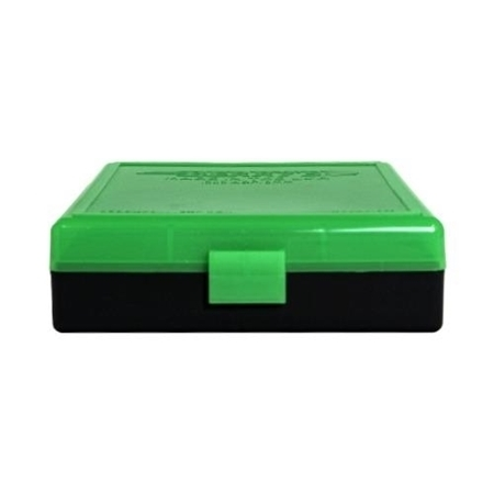 Picture of BERRYS AMMO BOX 9MM-100RD ZOMBIE GREEN