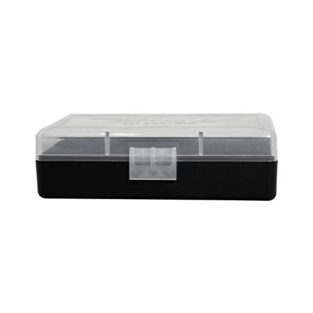 Picture of BERRYS AMMO BOX 9MM-50RD CLEAR