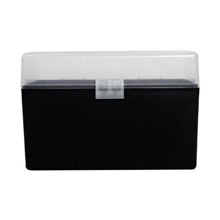 Picture of BERRYS AMMO BOX LARGE RIFLE 50RD CLEAR